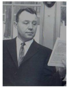 Dr. West T. Hill