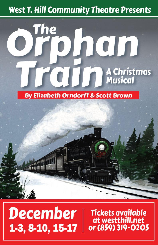 orphan train cast announced