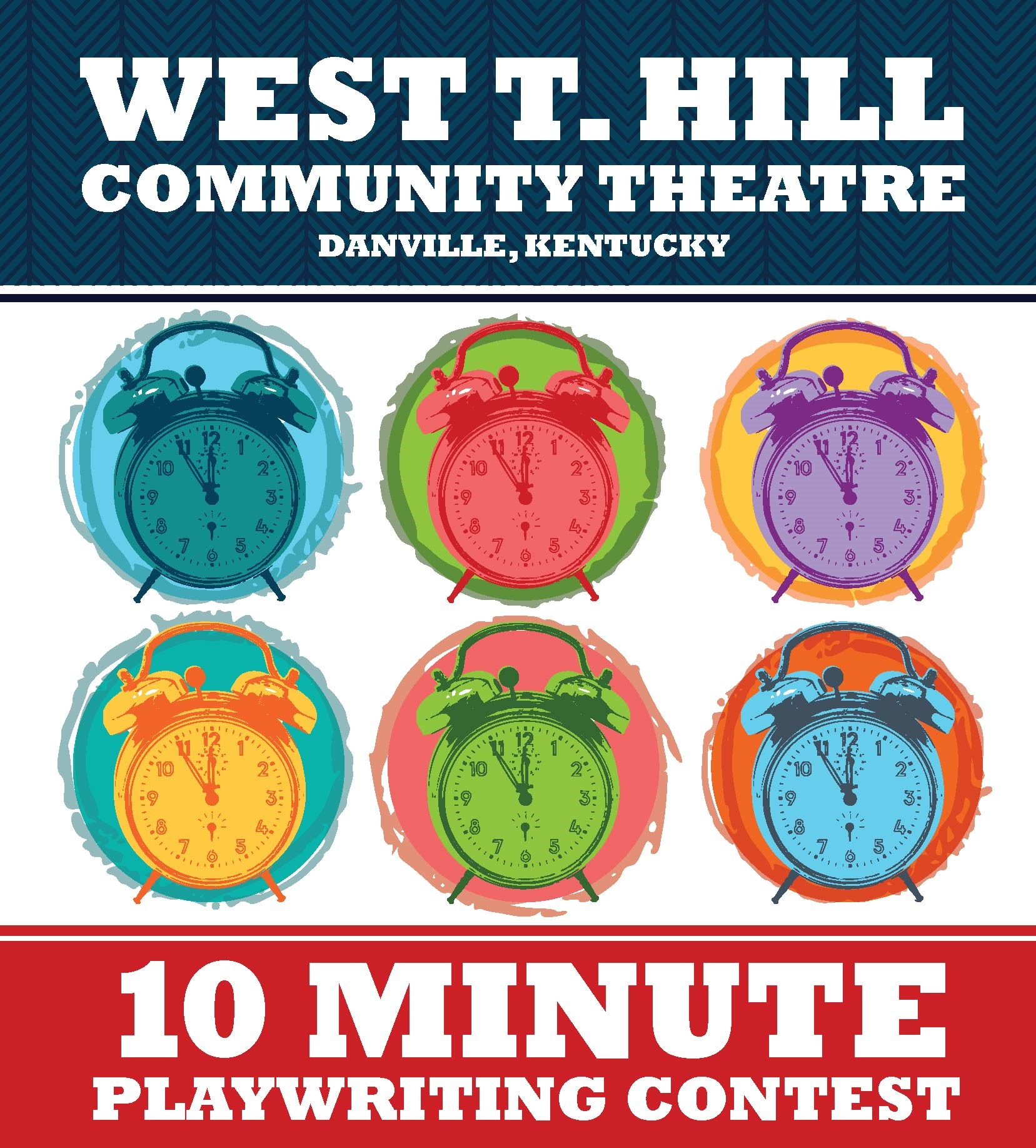 10 Minute Playwriting Contest – West T  Hill Community Theatre