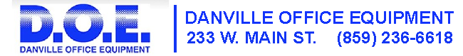 Danville Office Equipment